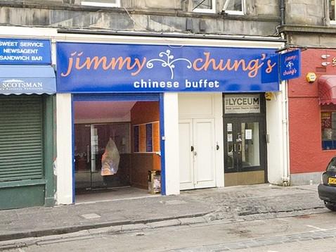 Jimmy Chung's 吉米陈